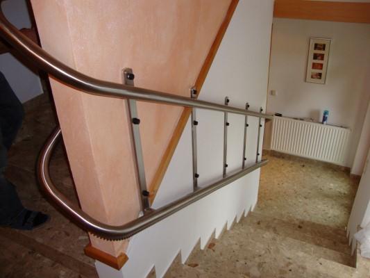 Plattformtreppenlift_Treppenlift_Kärtnen_Kurve