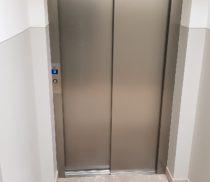 Aufzug ohne Überfahrt