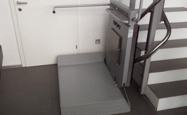 Plattformtreppenlift Klagenfurt 01