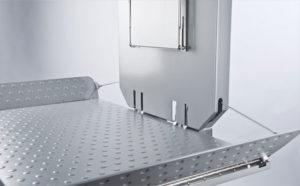 Plattformtreppenlift mit vollautomatischer Plattform